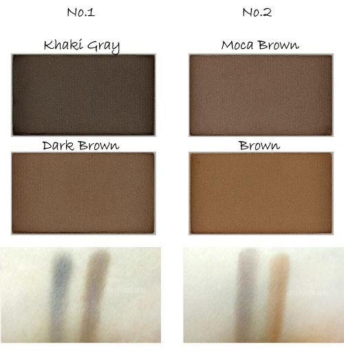 Тени для бровей Skinfood картинка2