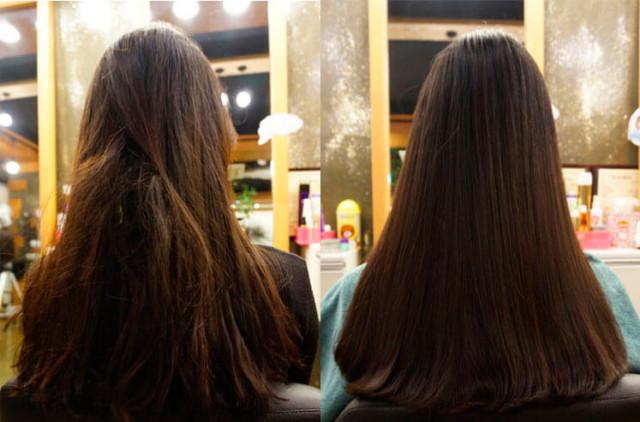 Программа по восстановлению волос - карти