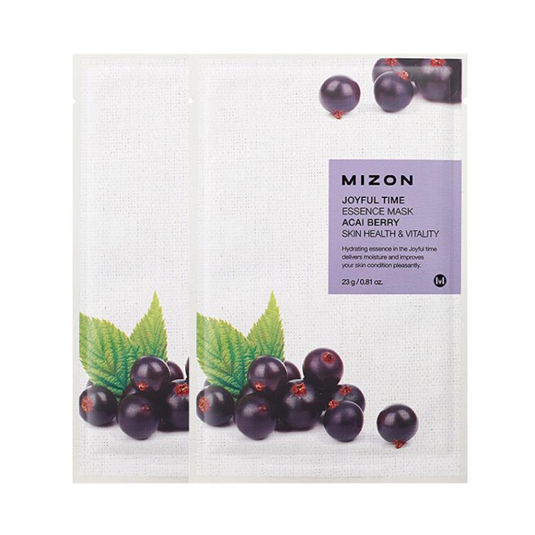 Тканевая маска для лица с экстрактом ягоды Асаи MIZON
