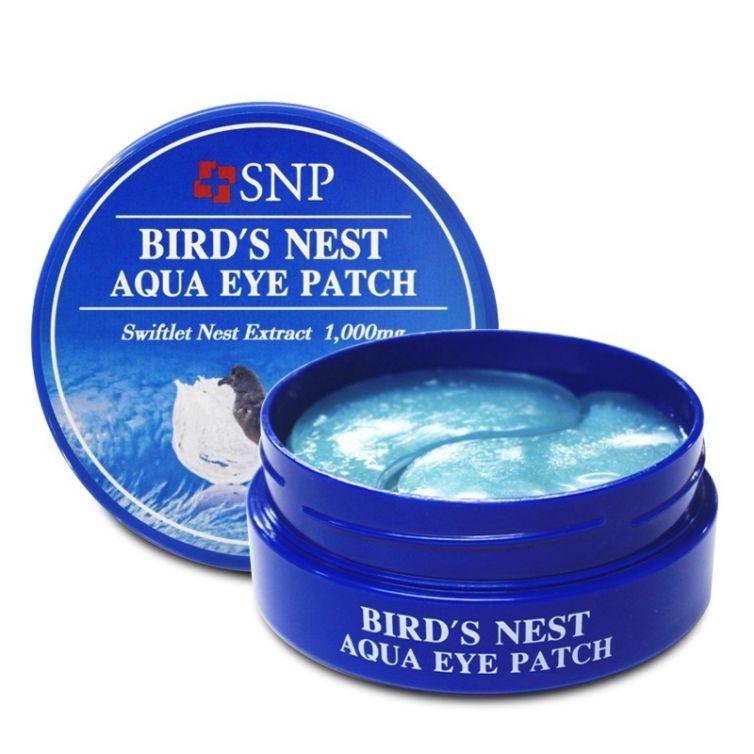 Гидрогелевые патчи для век с экстрактом ласточкиного гнезда SNP
