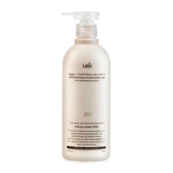 Безсульфатный органический шампунь с эфирными маслами Lador