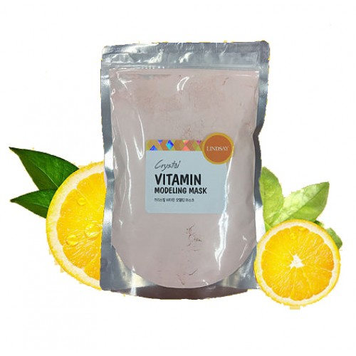 Альгинатная маска с витамином С для яркости кожи Lindsay