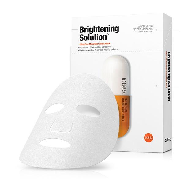Осветляющая маска с эффектом интенсивного детокса Dr.Jart+