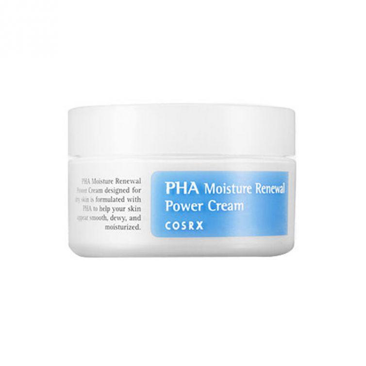 Обновляющий крем для лица с PHA-кислотой Cosrx