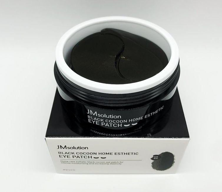 Омолаживающие патчи с экстрактом черного кокона JMsolution