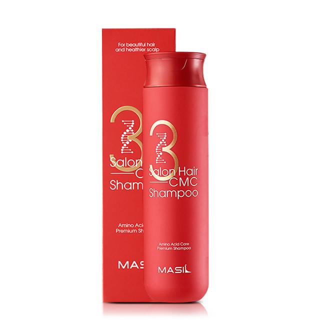 Восстанавливающий шампунь с аминокислотами Masil